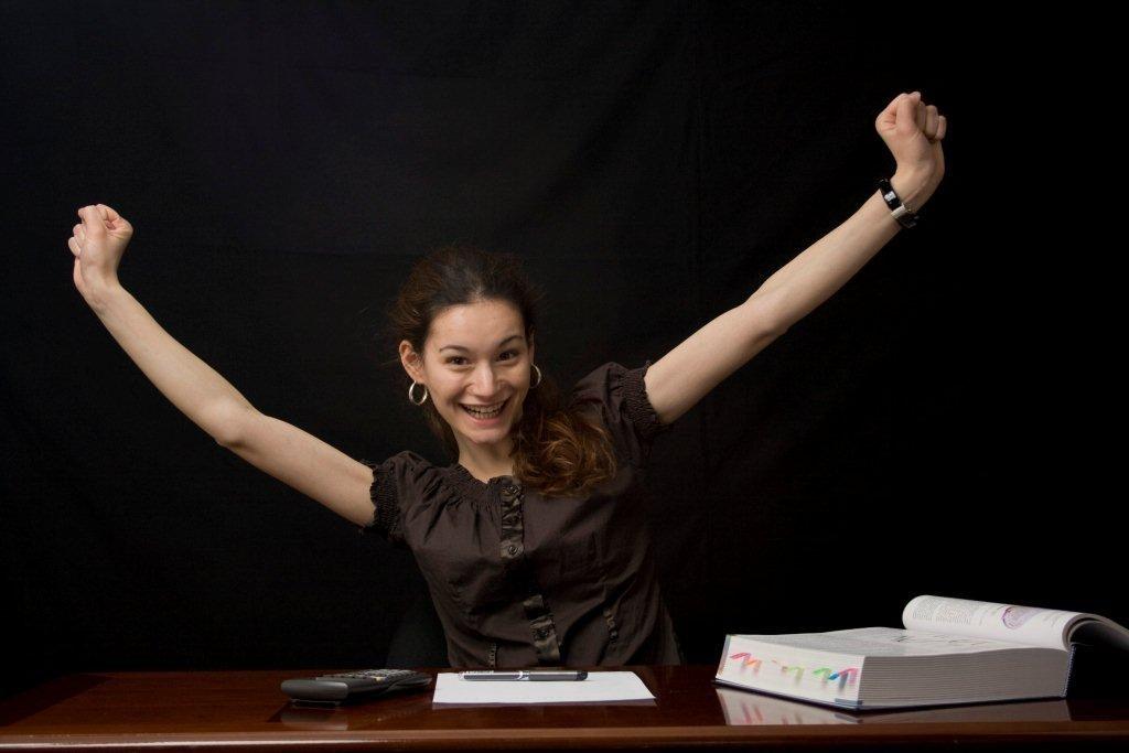 Femme étudiante_énergétique